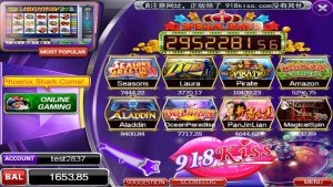 Kiss918 Slot Android APK & IOS Free Download New Version 2021